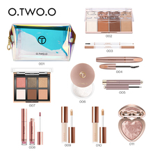 O.TWO.O Makeup Kit Cosmetics Set With Case Free Shipping For Woman Beginners Con