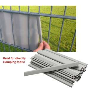 New 19cmx35m PVC Garden Fence Private Screen Roll Balcony UV Resistant Sunscreen Shade Awning Patio Yard Decoration 3 Colors