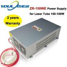 ZR-150WE 150W Co2 лазерный блок питания для 150W-180W Co2 лазерная стеклянная трубка