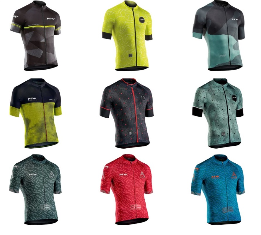 NW 2019 NORTHWAVE Summer <font><b>Cycling</b></font> Jersey Short Sleeve Breathable Bicycle Clothes jersey <font><b>mtb</b></font> Bike Jersey <font><b>Shirt</b></font> Maillot Ciclismo image