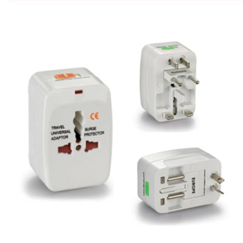Универсальный Мощность переходник международной европейской EU US AU адаптер для путешествий в Великобританию электрической AC Зарядное устр...