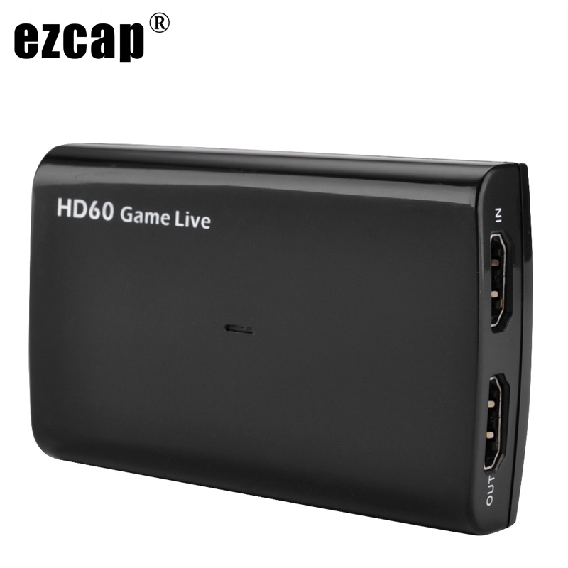 HDMI Video Capture Card USB 3.0 Mic, HD 1080P 60fps Spiel Video Recorder für PS3 PS4 Xbox TV BOX Twitch OBS Youtube Live-Streaming