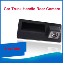 HD 720P 170 Degree Car Trunk Handle Rear View Camera Night Vision for Audi A3 A4L for Volkswagen Touran Tiguan Lavida