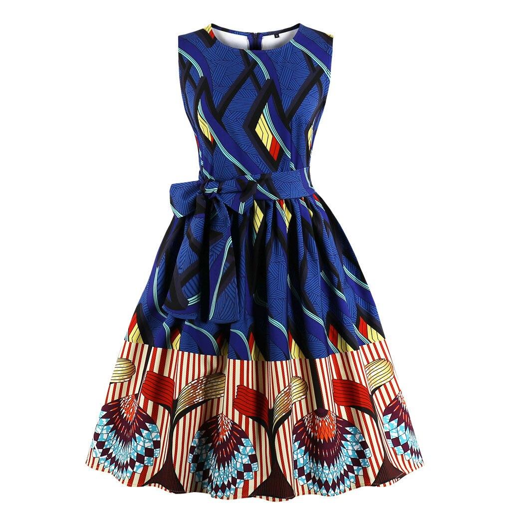 BacklakeGirls Elegant Round Neck Sleeveless Plus Size Cocktail Dress With Sashes Arabic Saudi Arabia Vintage Party Dress Robe