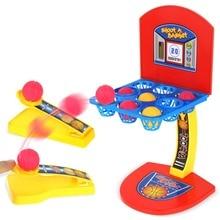Mini Table Toys Desktop Shooting Basketball Hoop Parent-child Interactive Game Gift For Children Kids