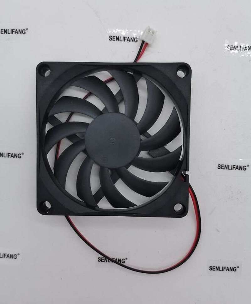 Free Shipping Cooler Master 5V 0.25A 8CM A8010-20RA-2JN-F1 8010 Fan 80*80*10MM