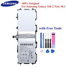 100% Originale Tablet Batteria SP3676B1A per Samsung Galaxy Note 10.1 GT N8000 N8005 N8010 N8013 N8020 GT P7500 P7510 P5100 P5113