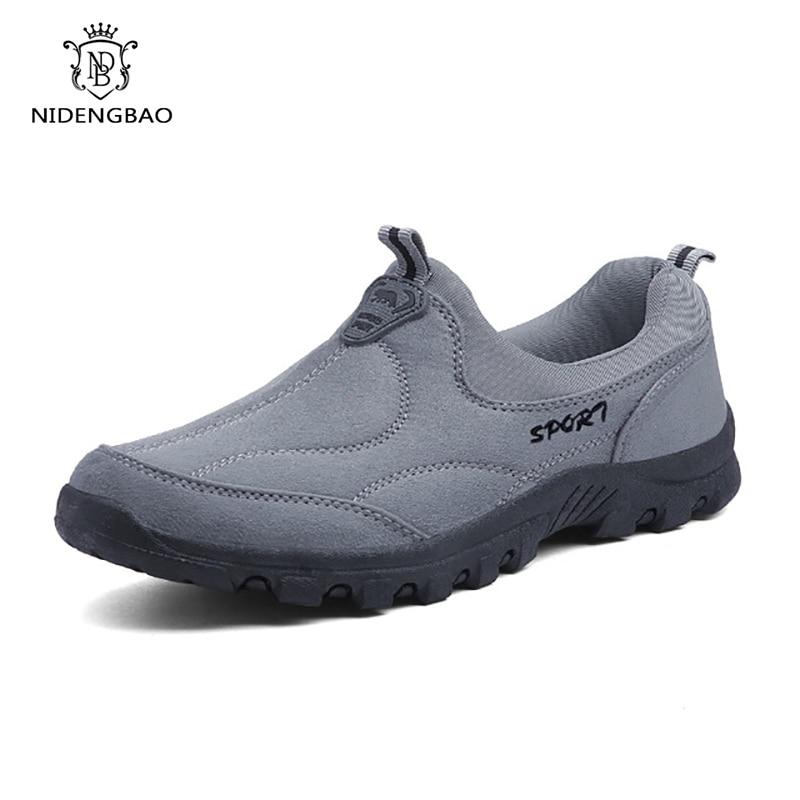 Non slip Comfortable Men Casual Shoes