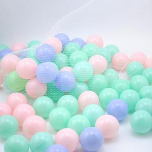 Image 3 - 50/100/200pc Baby Color Ocean Balls for Swimming Pool Childrens Swimming Toys PlastIc Ball Pit For Play House Outdoors Tents