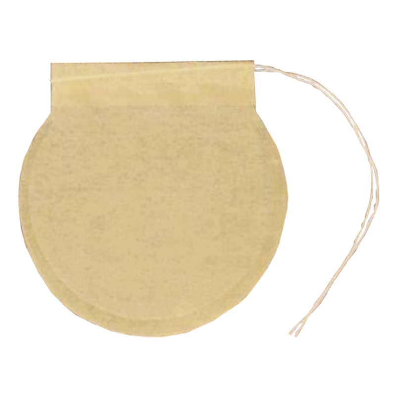 100Pcs/Bag 7.5cm Wooden Original Hand Drip Paper Coffee Filter Espresso Coffee Filters Tea Filter Bags