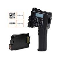 Handheld Inkjet Printer Label Printer Portable For Date Bar Code QR Code for Plastic, Textile, Metal, Wood, Glass, Stone, PVC