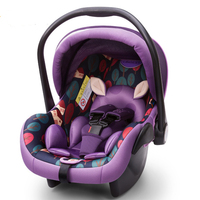 0 13Month baby car basket portable safetycar seat auto chair seat newborn infant protect seat chair wholesale