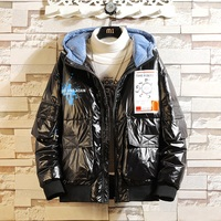 2019 new arrival winter high quality 90% white duck down hooded jackets men,waterproof jackets 9909