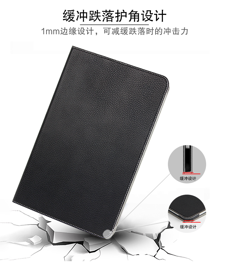 A2459 Leather Case new 11 A2301 Pro case Cowhide Case Genuine Pro iPad Protective 2020 For 11 3th Gen 2th 2021 Cover For iPad