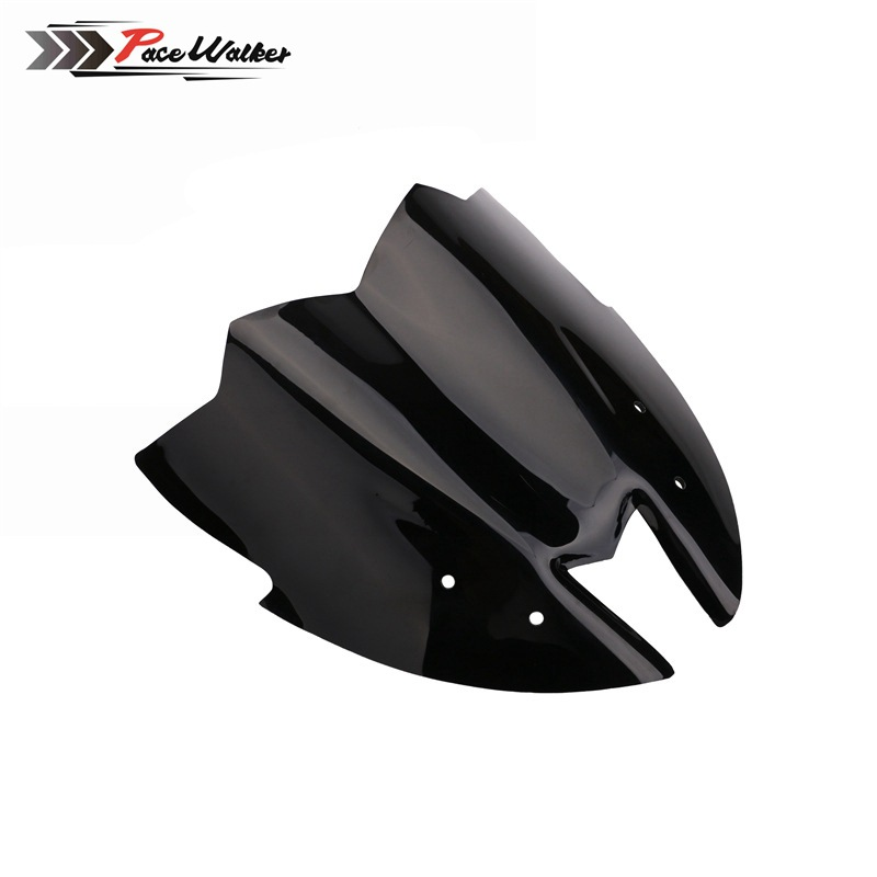 Modified Front Windshield Glass Front Air-guide Sleeve Suitable For Kawasaki Z800/ZR800 13-15 Years