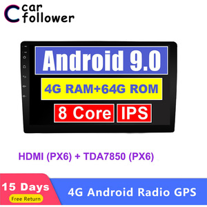 Android 9.0 4G+64G 8 Core Car