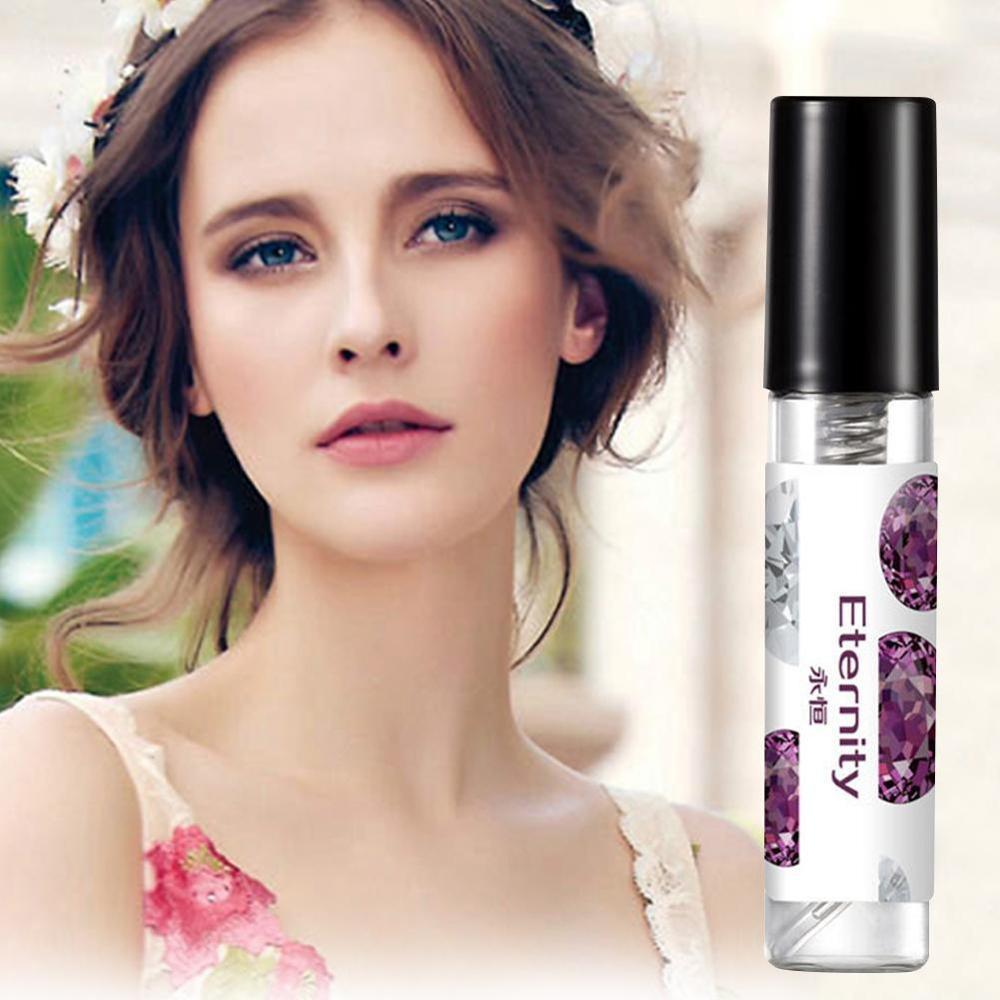 3ML Pheromone Perfume Aphrodisiac Woman Orgasm Body Spray Flirt Perfume Attract Boy Scented Water For Men Lubricants Fragrances