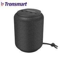Tronsmart T6 Mini Bluetooth Speaker TWS Speakers 5.0 IPX6 Waterproof Mini Portable Speakers 360 degree Music Black Soundbar