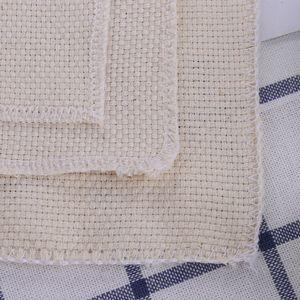 Monges pano para diy bordado bordado bordado tecido costura punch agulha acessório q6pe