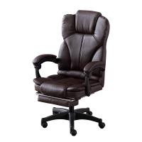 LOL Gaming Chairs High Quality Leather Boss Chair for Internet Computer Chair Ergonomic Office Furniture