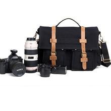 CamDress Retro breathable Wear-resistant camera bag sling shock absorption photo dividers dslr фоторюкзак