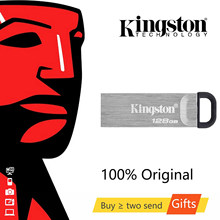 Kingston USB-Sticks 3,2 Gen 1 stift stick DTKN Cle USB stick DataTraveler Kyson Disk Stick 32gb 64gb 128gb 256g USB 3,0 512