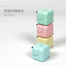 Gyro Toy Spinner Dice Adult Decompression Smooth-Finger Rudder for Kid Exterior