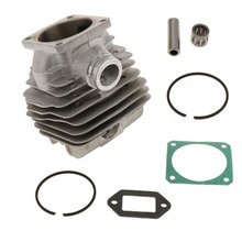 036 MS360 Cylinder piston kit Aluminum alloy Chainsaws Replacement Accessories 034AV 034 SUPER free shipping 1pc of cylinder block cylinder head for zenoah gasoline chainsaws 5800 aftermarket repair replacement