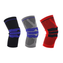 Full Knee Protector Autumn Winter Full Season Elastic Breathable Knee Pads Relief Prevent Sports Kne