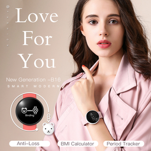 Image 2 - Bozlun Womens Smart Watch for iPhone Android Phone with Fitness Sleep Monitoring Waterproof Remote Camera GPS Auto Wake Screen