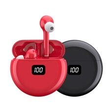 KNUPATH TW13 אלחוטי Bluetooth 5.0 אוזניות ספורט HiFi דיגיטלי תצוגת הפחתת רעש אוזן תליית אוזניות אוזניות אוזניות