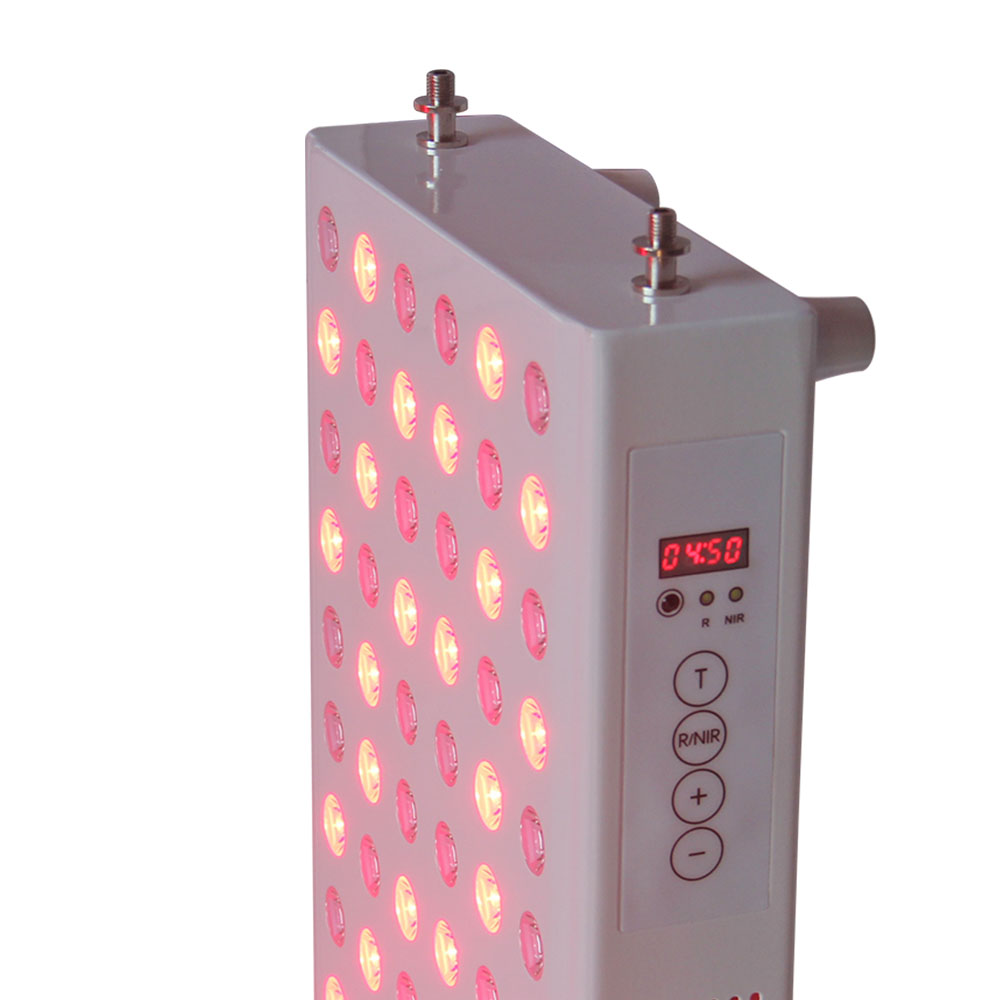 Ideatherapy Red Led Light Therapy Red 660nm Near Infrared 850nm With Time Countdown In Seconds For Pain Relief