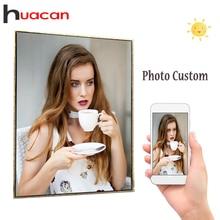 Huacan Diamond Painting 5d Photo Custom Full Square/Round Diamond Embroidery Mosaic Art Kit Home Decoration Gift