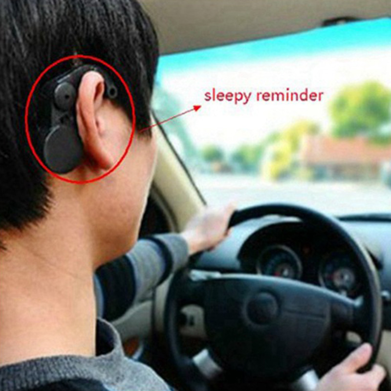Wholesale Vehicle Safe Keep Awake Device Anti Sleep Doze Drowsy Sleepy Reminder Alarm Alert for Car Driver V6 image