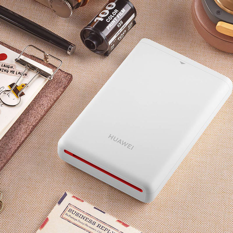 Portable huawei Phone Photo printer Use Photo Paper 20 40 60 80 100 Sheets Pack A8 Size