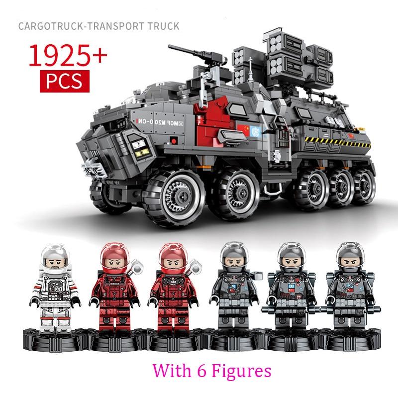 Military Main Tank w// Army Figures Set Compatible Building Bricks 171 pcs NEW