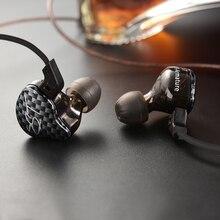 Orijinal KZ ZST kulak kulaklık 1DD ile 1BA hibrid sürücü HIFI kulaklık koşu spor kulaklık monitör kulaklık Earplug kulaklık