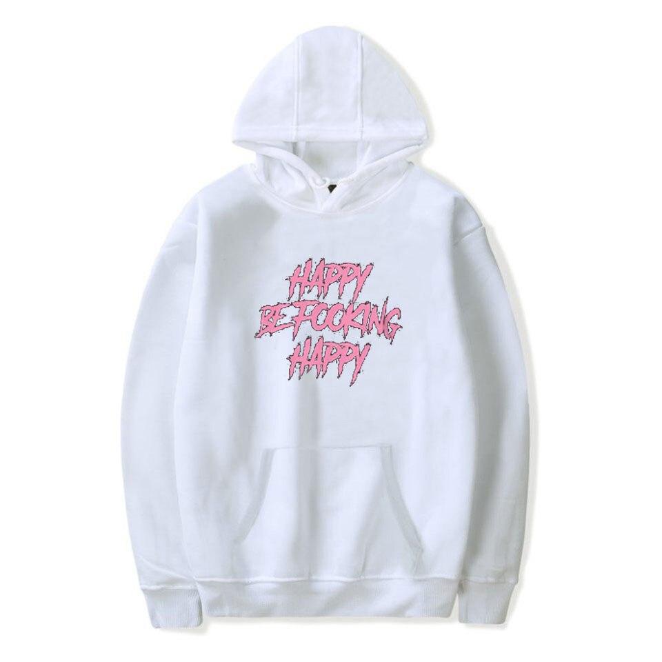 YUNY Mens Plus Velvet Pocket Thickening with Zips Turtleneck Hood Sweatshirt Dark Grey XL