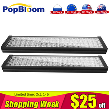 PopBloom Marine Aquarium Led Lighting lamp led aquarium marine light Best cover for 120cm fish tank MJ4BP2