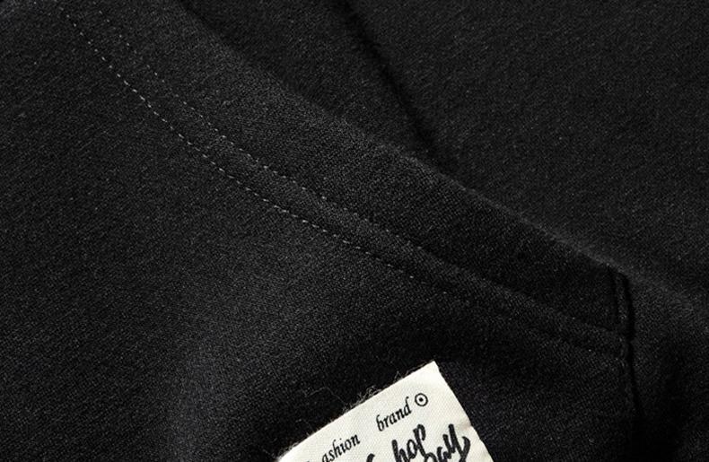 Женский пуловер с капюшоном zhisilao повседневный свитшот длинным