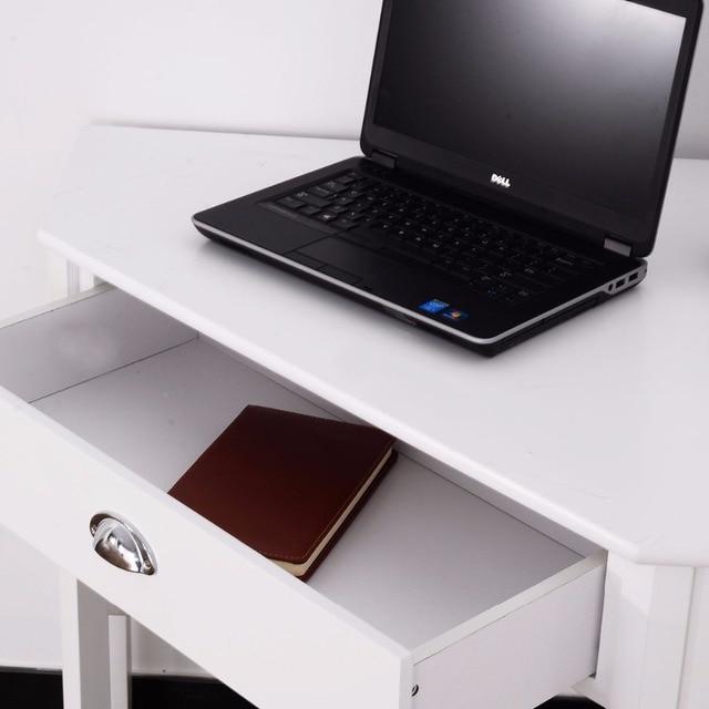 COSTWAY Corner Computer Desk Table  3