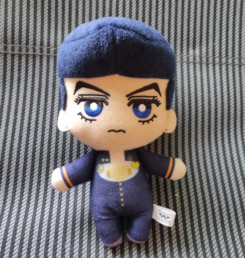 JoJo's Bizarre Adventure Tomonui Plush Mascot Josuke Higashikata Gift Doll