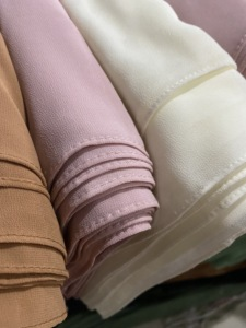 Image 5 - 10 pcs/lot Wholesale Chiffon Scarf Shawls Two Face Hijab Muslim scarves/scarf 47 Colors 180*75cm