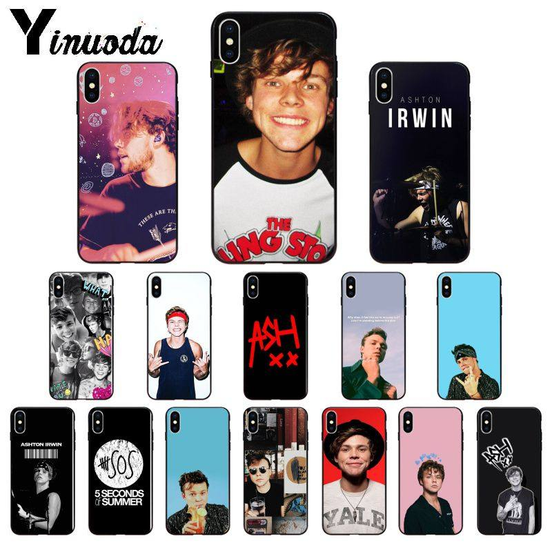 5SOS 5 Seconds Of Summer Phone Case For Huawei P 9 Smart 10 20 30 ...