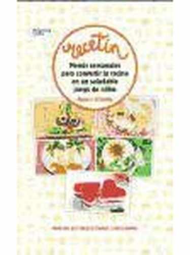 Рецетин: еженедельное меню для преобразования кухни в здоровую детскую игру