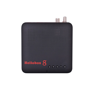 Image 3 - Hellobox dvb t2/S2/C Satellite Receiver Combo TV BOX Play On Mobile Phone Satellite TV Receiver APP Support Android/iOS/Windows