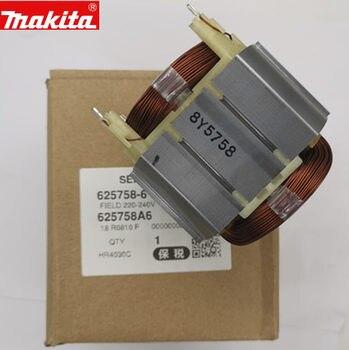 Makita 625758-6 AC220V-230V статора для HR4001CX HR4011C HR4001CX2 HR4001CX1 HR4001C HR4030C