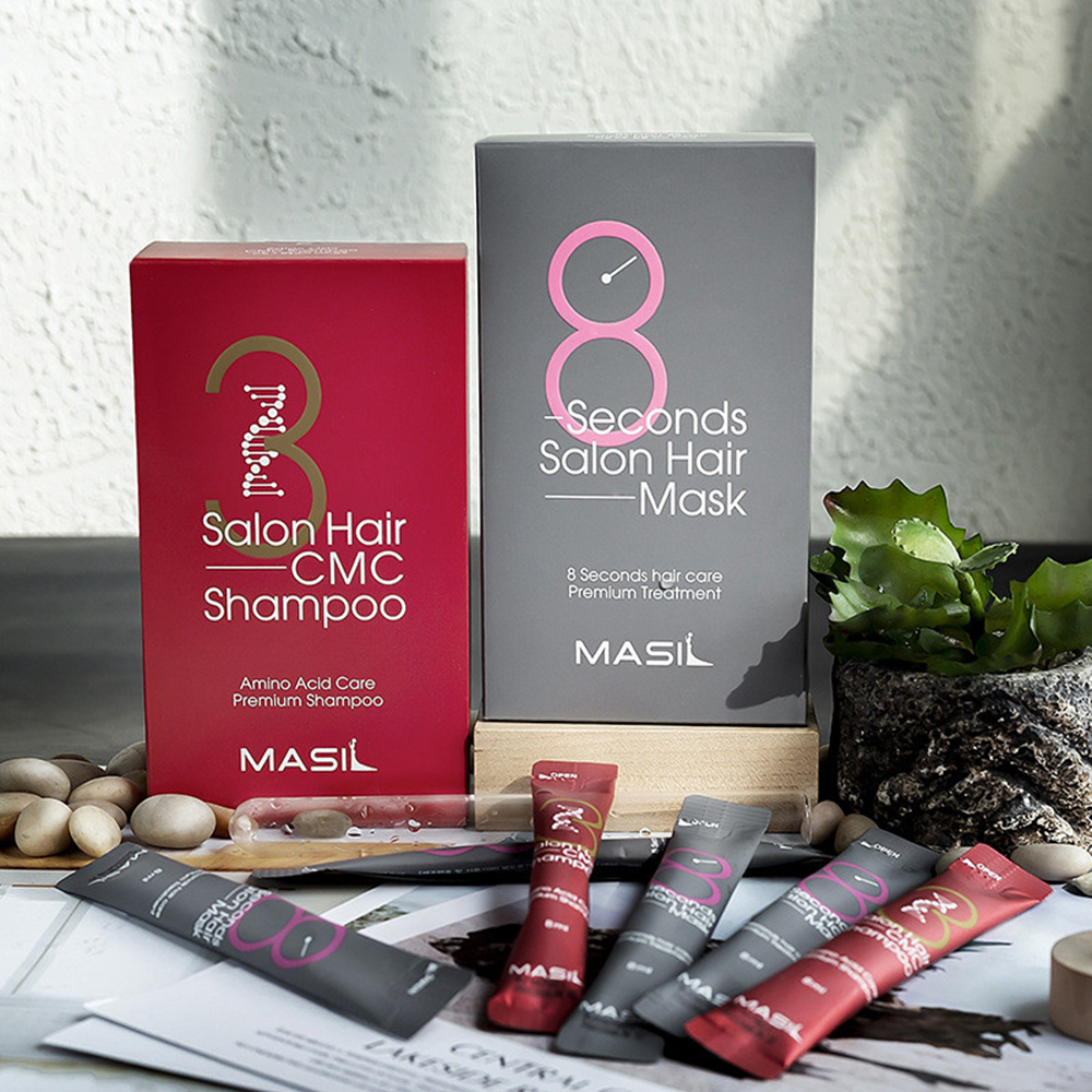 8ml Salon Hair Mask Hair Care Premium Treatment Keratin Repairing Supple Hydration Cream Dry Damaged Hair Treatment