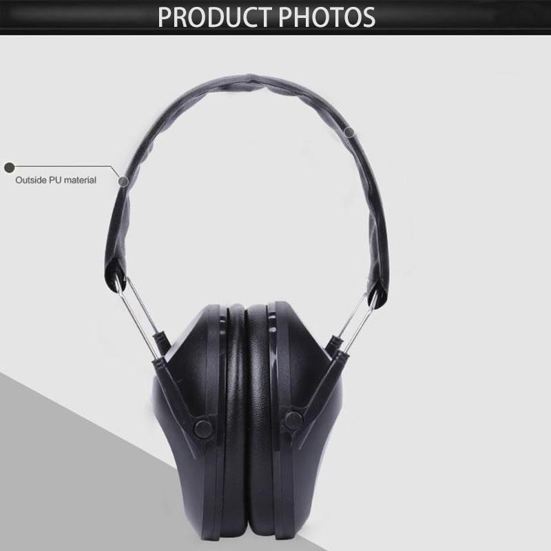 Tactical Headphones Shooting Hunting Headphones Tactical Earmuffs Anti Noise Hearing Protector Noise Canceling Headphones