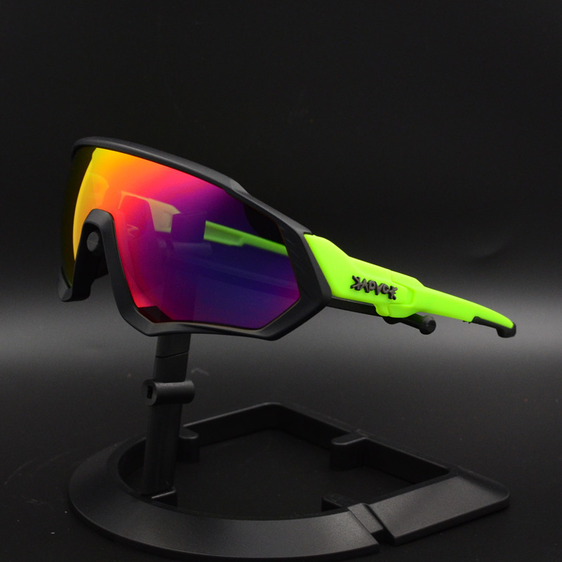 9270 Jaw Style 5 Lens Bike Glasses MTB Sports Sunglasses Polarized Cycling Glasses Multi Frame Photochromic Lens Are Available